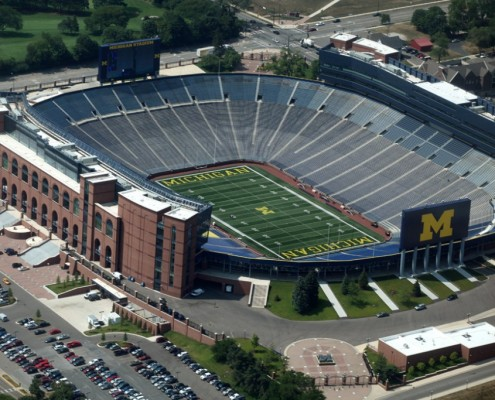 U-of-M-Football-Stadium